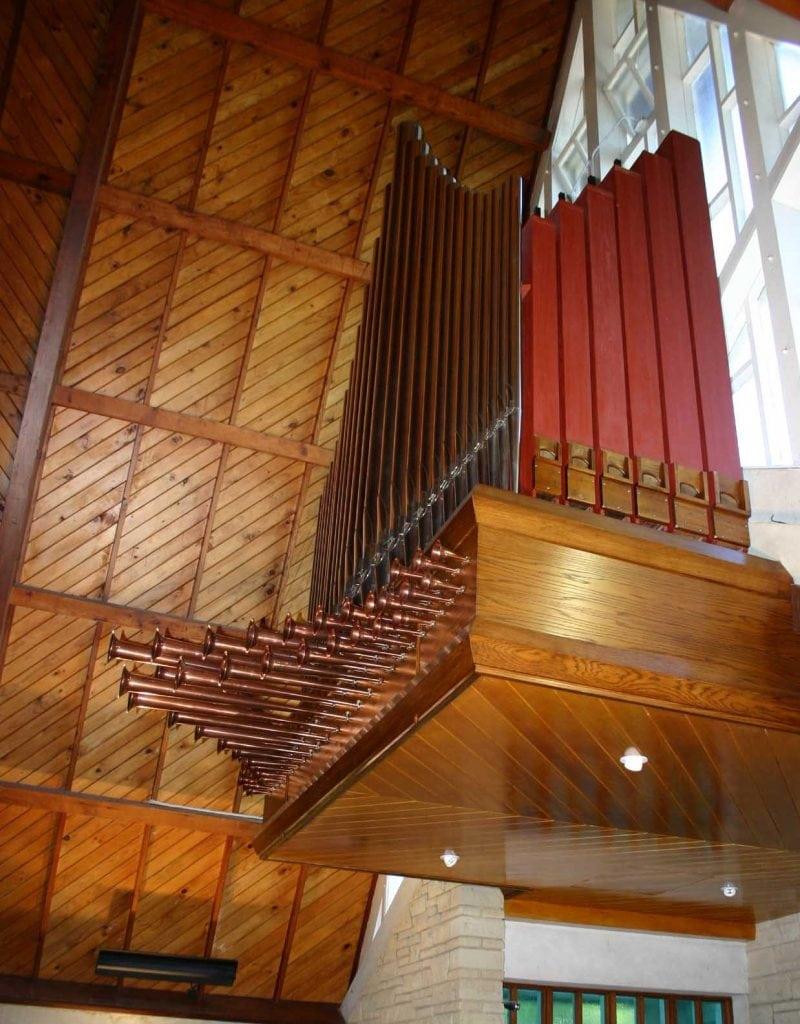 Dilworth-Antiphonal Organ