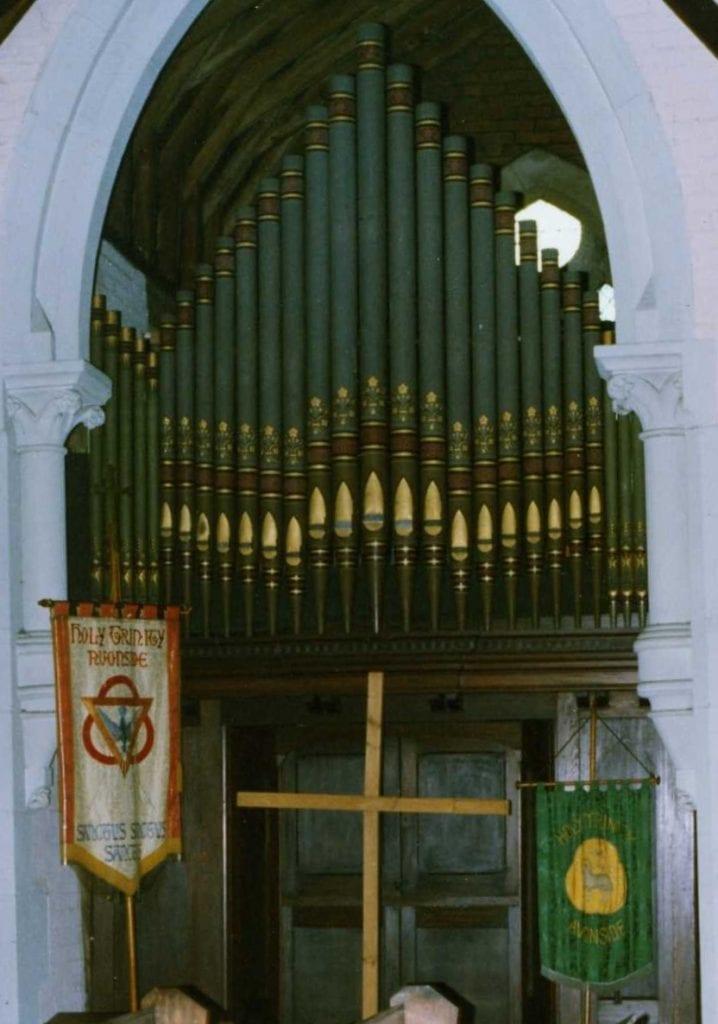 Holy Trinity Avonside