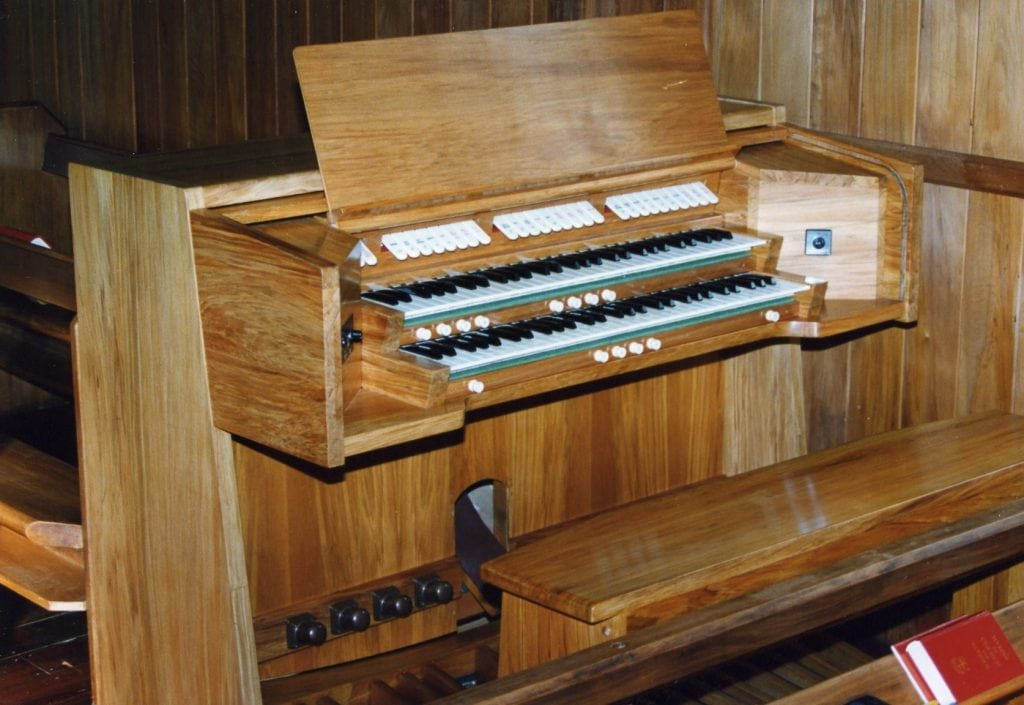 Huntly School Marton-console