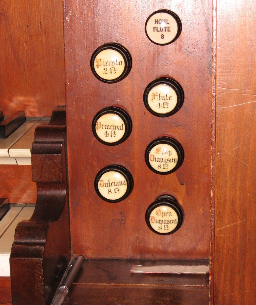 Kaiapoi Cooperating-stop-knobs