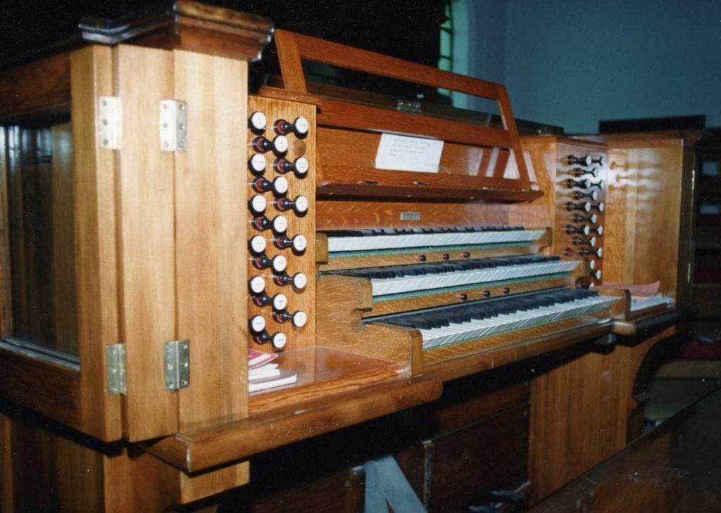 Sacred Heart Basilica Tu - console2