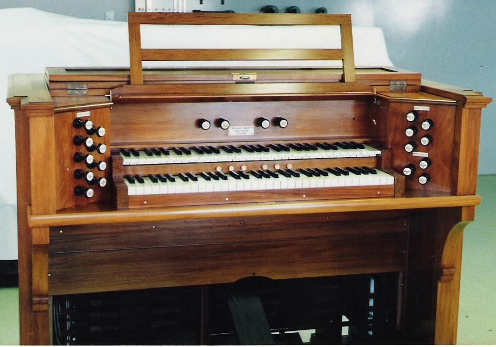 St Andrews HAM-console