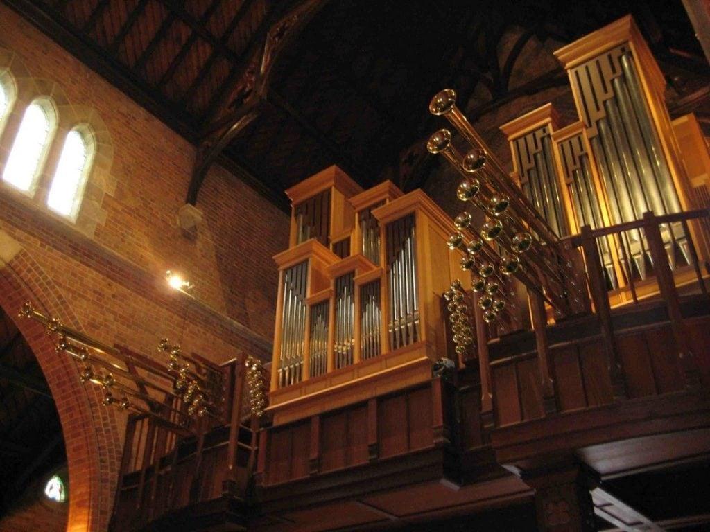 St GeorgesPerth-Trumpets