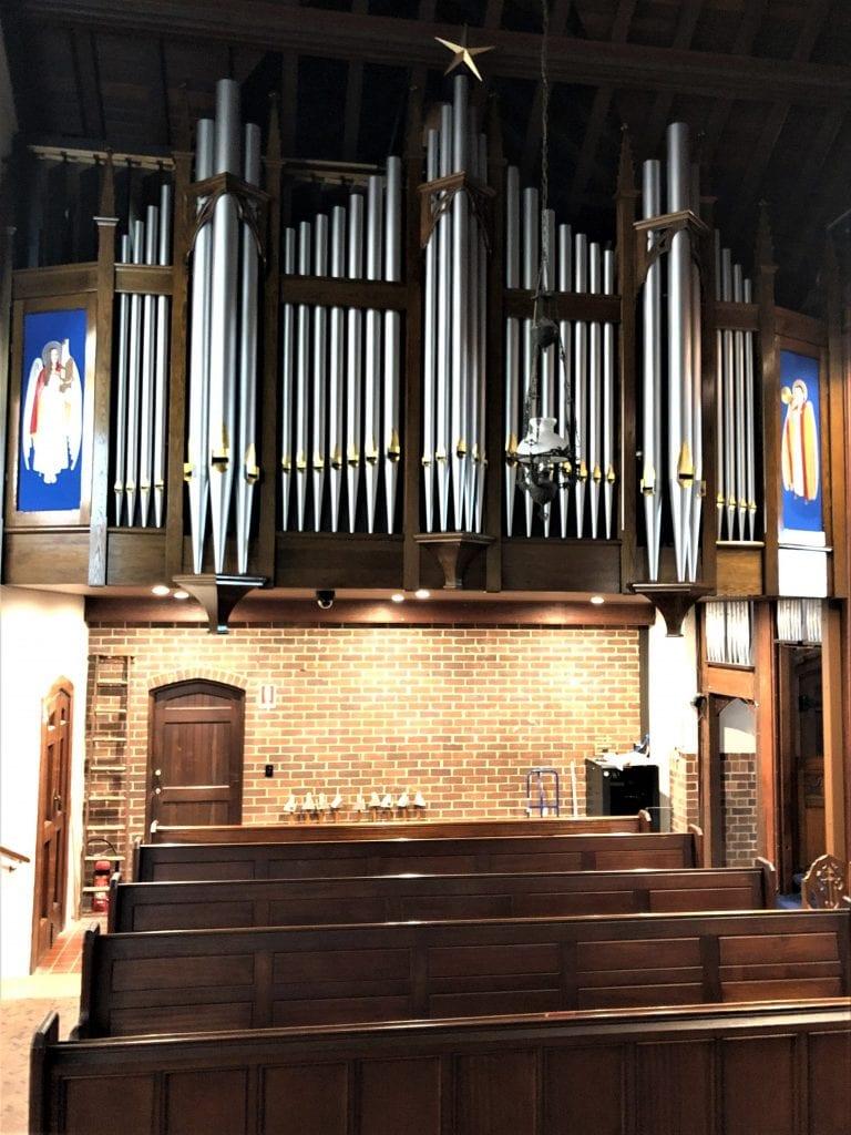 St John Gordon organ-2