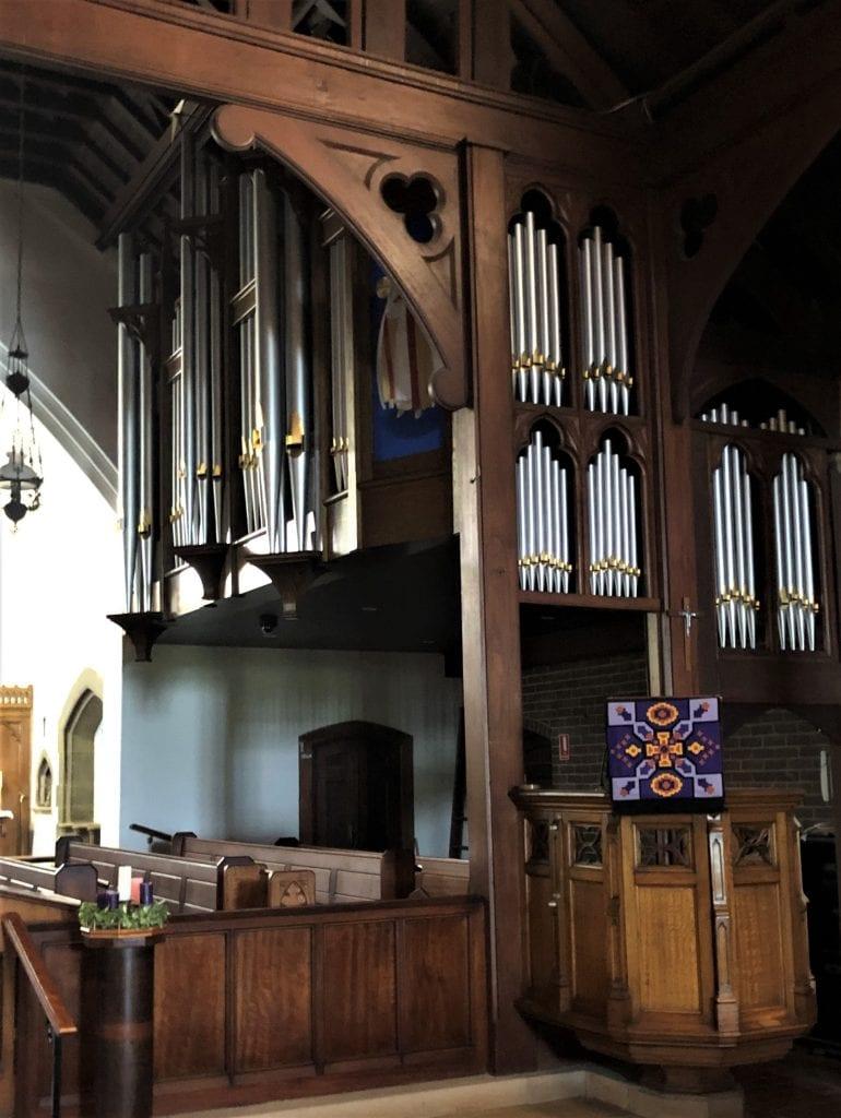 St John Gordon organ-3