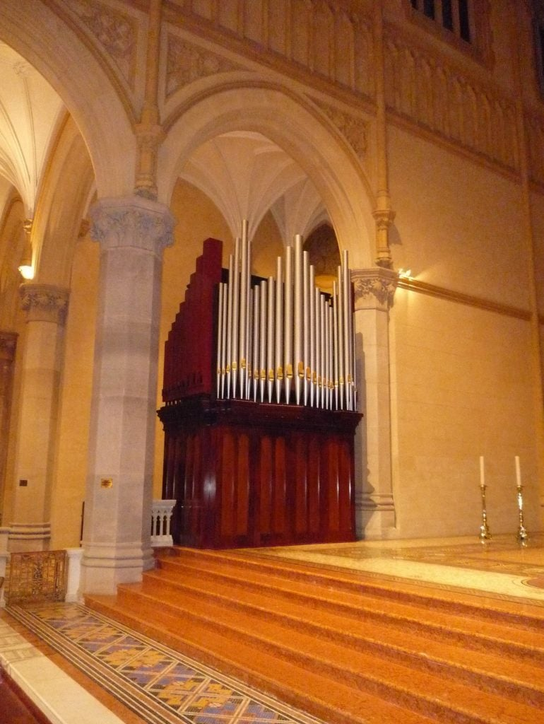 St Mary Perth-Chancel 2