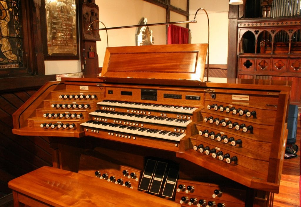 St Michaels AA Chch-console