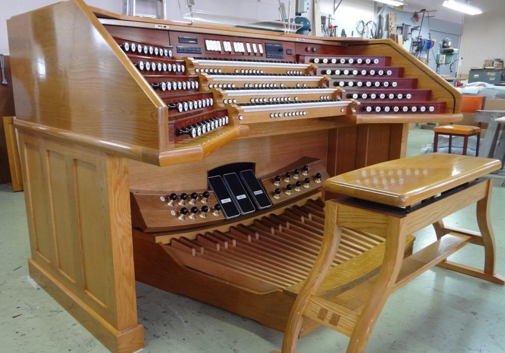 Waiapu Npr-console at factory